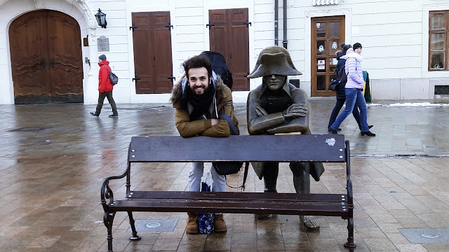 Gezi Günlüğü: Bratislava
