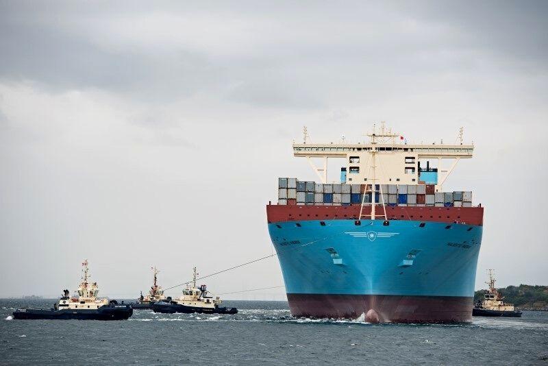 Líder mundial em serviços de reboque inicia operação no Porto do Pecém