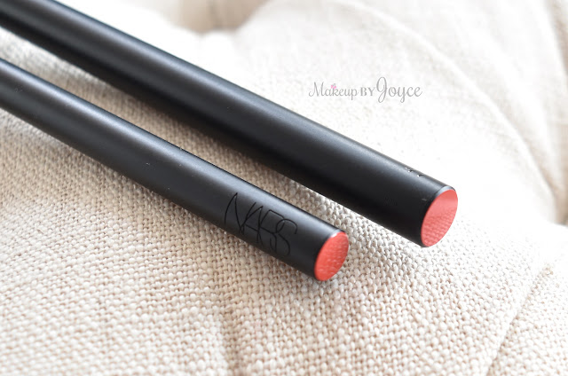 Nars Red Brush Handle Review