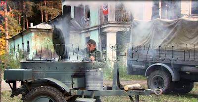 Кадр из сериала 'Спасти или уничтожить' с дачей Цанавы
