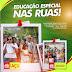 EDUCAÇÃO ESPECIAL NAS RUAS: Em celebração a Semana Nacional da Pessoa com Deficiência Intelectual e Múltipla, a Secretaria de Educação promove ações de conscientização e mobilização em Iaçu.