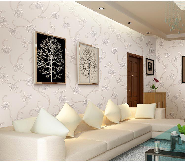Desain Rumah 3d: Inilah Model Wallpaper Dinding Rumah Yang Banyak Di Minati