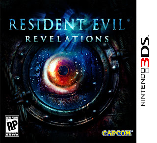 RE Resident Evil Revelations Dvd Cover