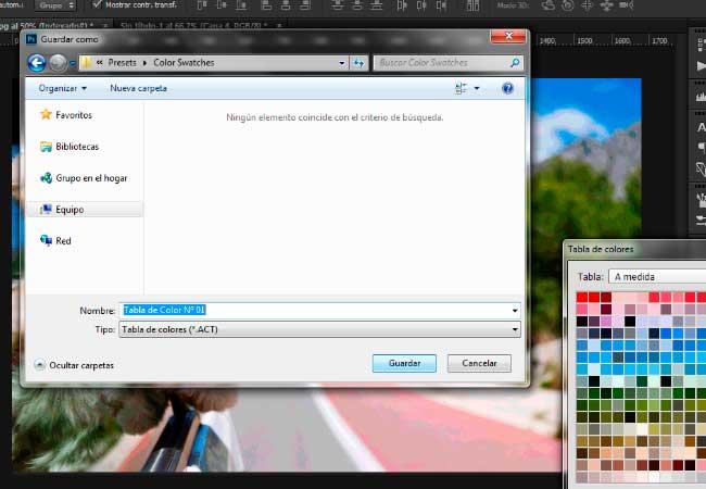 Tutorial Photoshop Crear Paletas de Color a Partir de Fotografias Paso 05