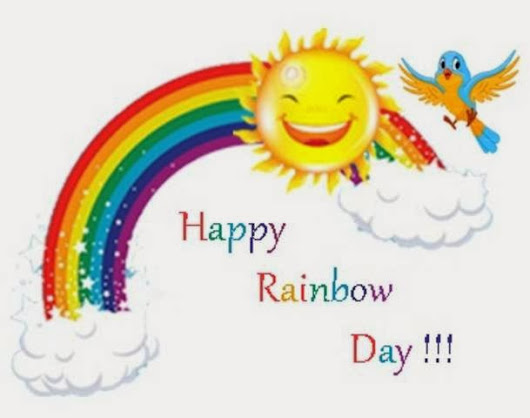 Rainbow Day of Love