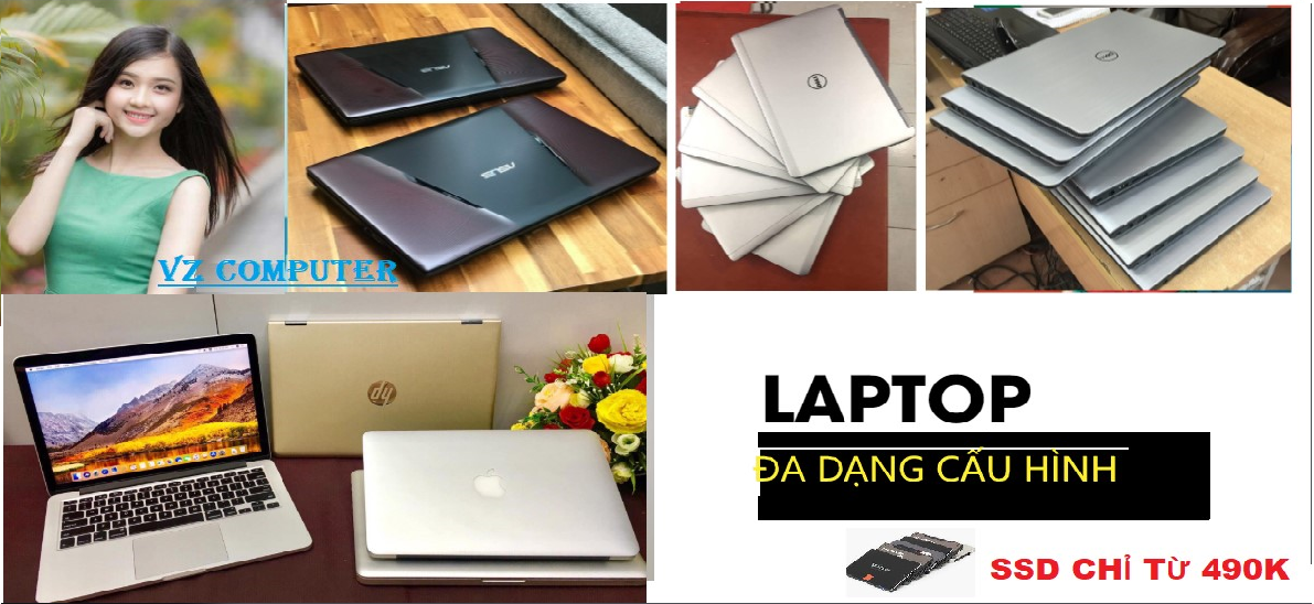 laptop tại huế