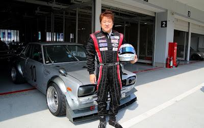 Nissan GT-R Skyline Hakosuka Auto Service Kishimoto & Rider