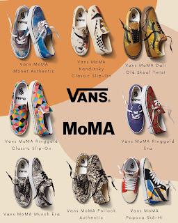 sepatu vans moma