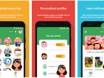 Two Important Google Apps to Develop Kids Reading Skills
