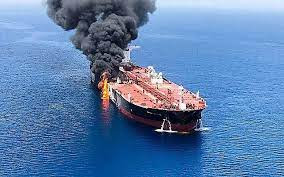 US Confident That Iran Responsible For Attack On Mercer Street Tanker