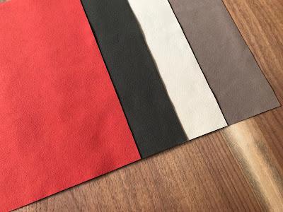 4色を並べても違和感ない選び方