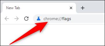 افتح Chrome وانتقل إلى قائمة العلامات