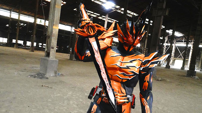 Kamen Rider Saber Episode 34 Subtitle Indonesia