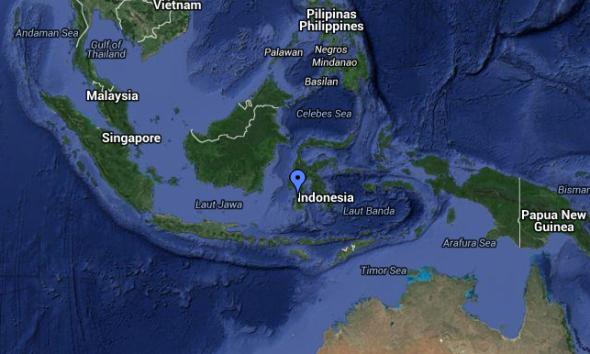 Titik Nol Indonesia di Desa Umpungeng Soppeng, Benarkah?