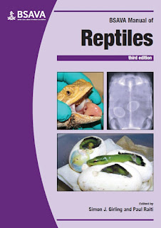 BSAVA Manual of Reptiles 3rd edition