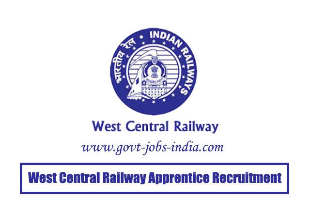 West Central Railway Apprentice Recruitment 2020 – 570 Act Apprentice Vacancy – Last Date 15 March 2020