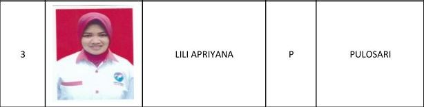 3 Lili Apriyana