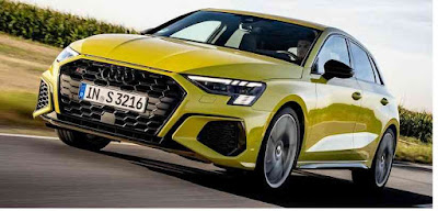 Audi S3 Sportback 2021 review