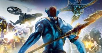 Avatar Psp Game