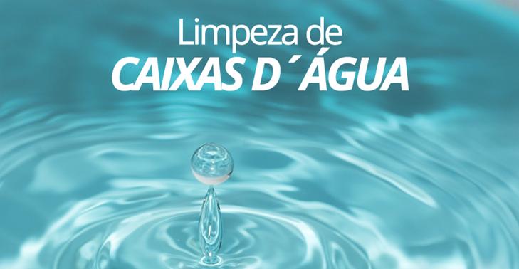 Limpeza e higienização de Caixa D' Água em Condomínios