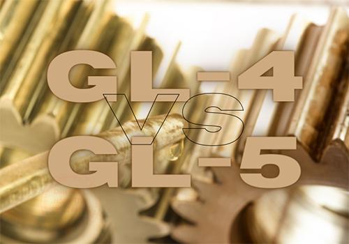 Sự khác nhau giữa dầu truyền động GL4 và GL5
