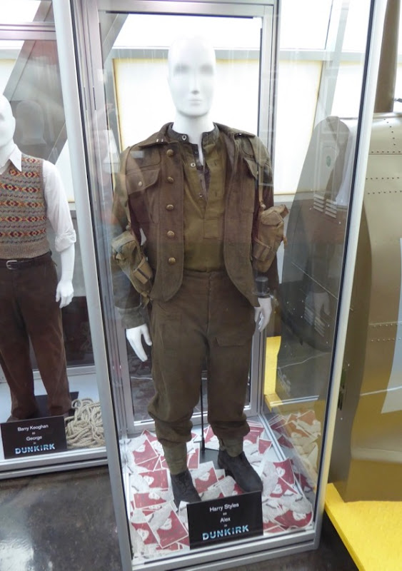 Harry Styles Dunkirk Alex soldier costume