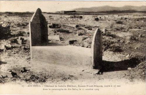 Resultado de imagen de tomb of isabelle eberhardt
