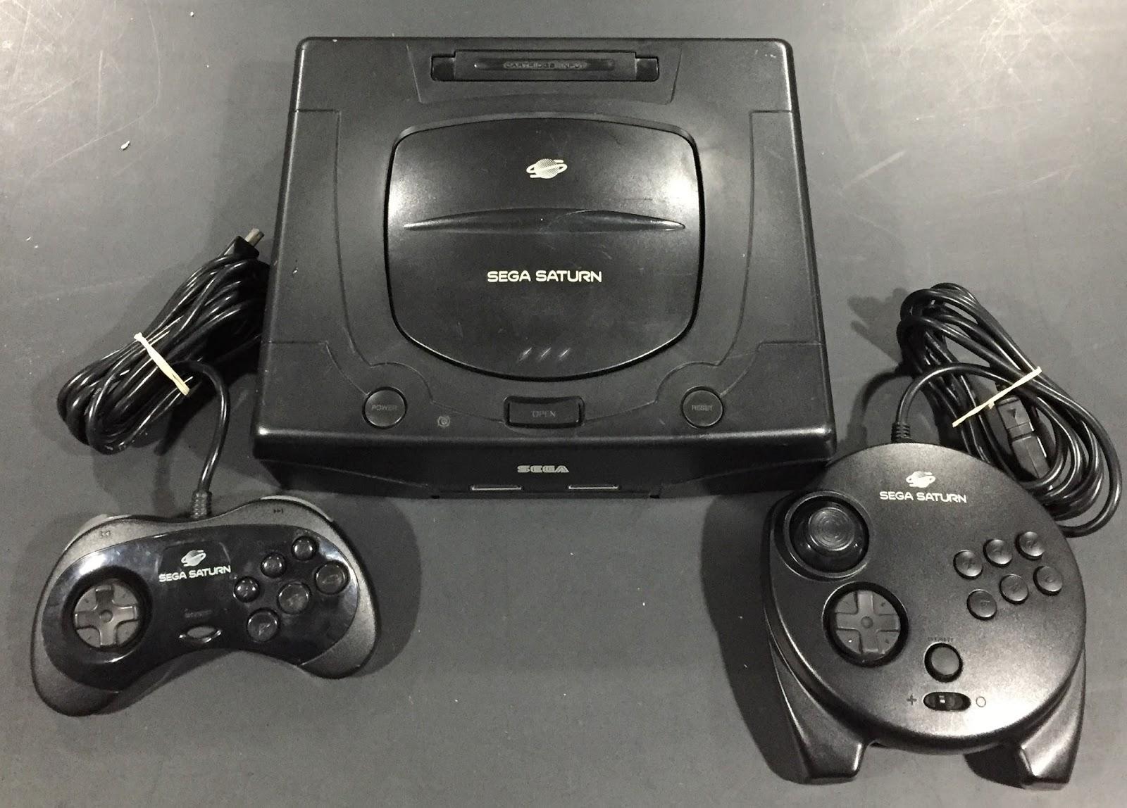 Retro Gamer Randomness: Sega Saturn Variants