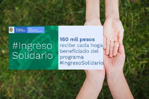 Subsidio de ingreso solidario hasta el 2021