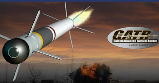 Guided Advance Tactical Rockets (GATR)