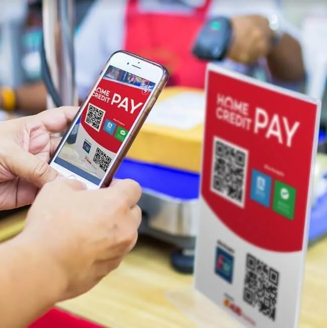 Home Credit Helps Customers Adapt to New Normal with QR Payment Feature