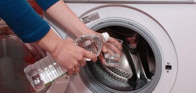 كيفية عمل دورة تنظيف الغسالة الاتوماتيك
