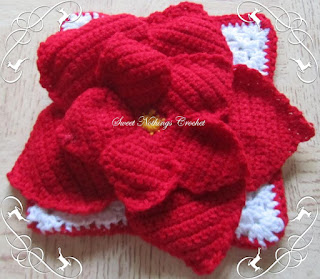 crochet napkin holder