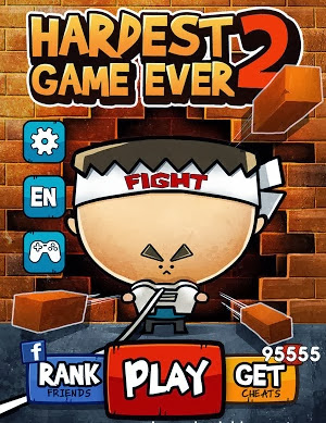Download Free Hardest Game Ever 2 HD  (All Versions) Hack Unlimited Cheats,Unlock Arcade Mode 100% Working and Tested for IOS and Android MOD..