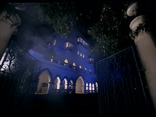 Smoke filled foggy Haveli Tahkhana Ramsay Hindi Horror Movie