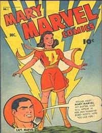 Read Mary Marvel comic online