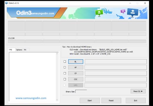 samsung odin tool  setup free download