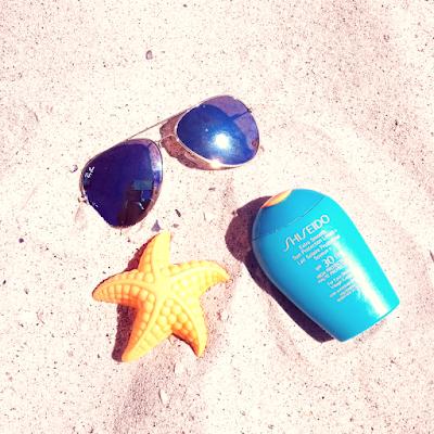 Солнцезащитный лосьон Шисейдо / Shiseido Sun Protection Lotion SPF 30