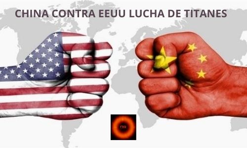 CHINA EEUU POTENCIA MUNDIAL