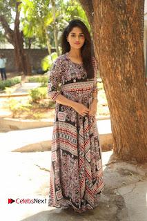Actress Sunaina Latest Stills in Floral Dress at Pelliki Mundu Prema Katha Trailer Launch  0051.JPG