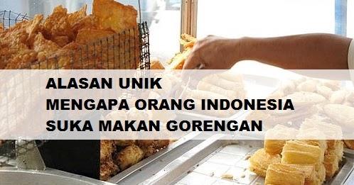 aneh92 ternyata ini alasan unik mengapa orang indonesia
