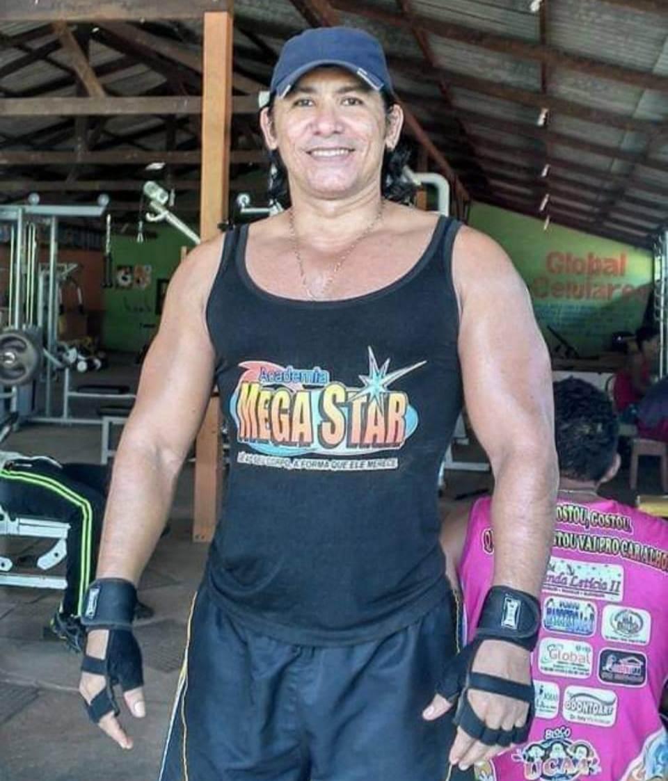 Fisiculturista, servidor público morre após surto de covid-19 ocorrido na prefeitura