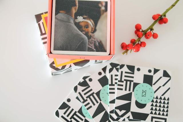 Foto-Memo Kinder Weihnachtsgeschenke Geschenkidee Kleine Prints Fotogeschenke fuer Kinder und Eltern Jules kleines Freudenhaus
