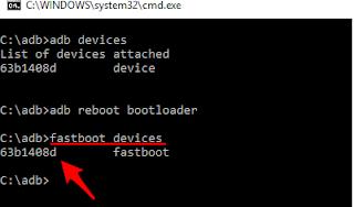 Cara Memasang / Install TWRP Xiaomi