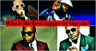 Top 20 Nigerian rappers in 2019