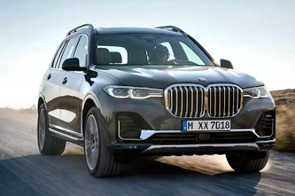 2021 BMW X7 Review, Specs, Price