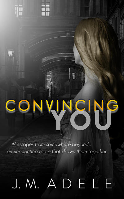 Convincing You cover