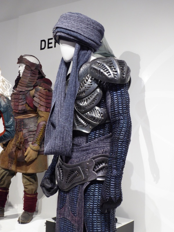 Defiance T evgin costume