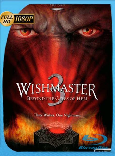 Wishmaster 3 [2001] HD [1080p] Latino [GoogleDrive] SilvestreHD