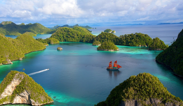 The Beauty of the Raja Ampat Islands, West Papua